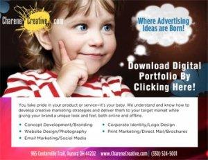 Download Charene Creative Digital Portfolio