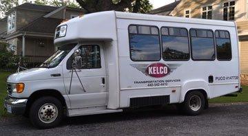 Kelco Transportation Van