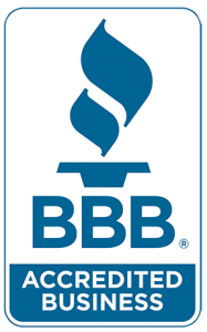 This thumbnail is the BBB Accredited Business logo.