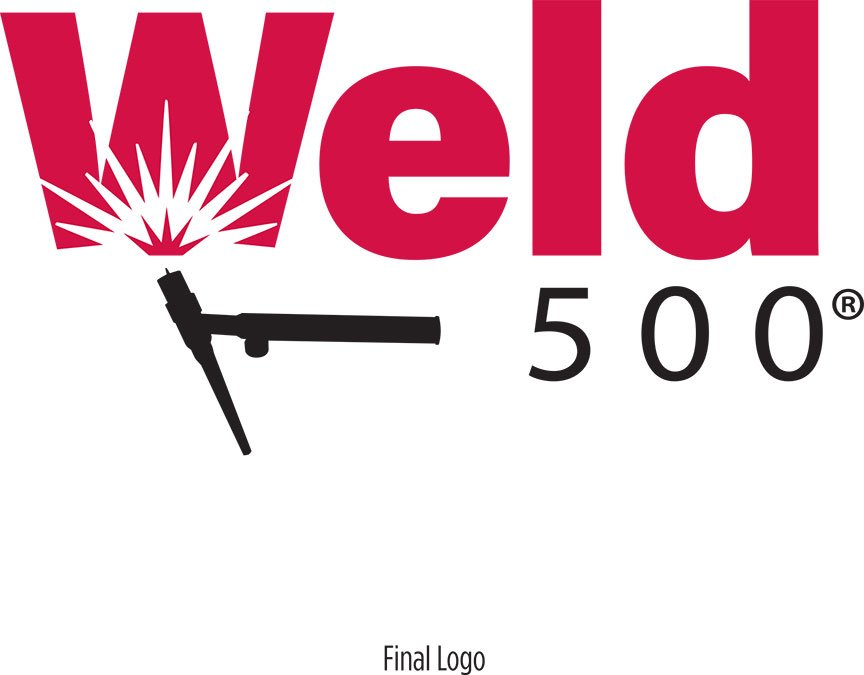 Introducing Weld 500's New Brand Identity