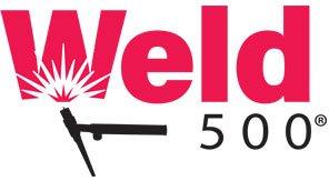 Weld 500 logo