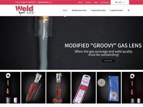 Weld 500 website