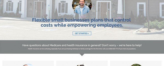 Ohio Health Benefits website